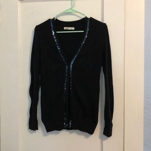 Sequined cardigan from Old Navy